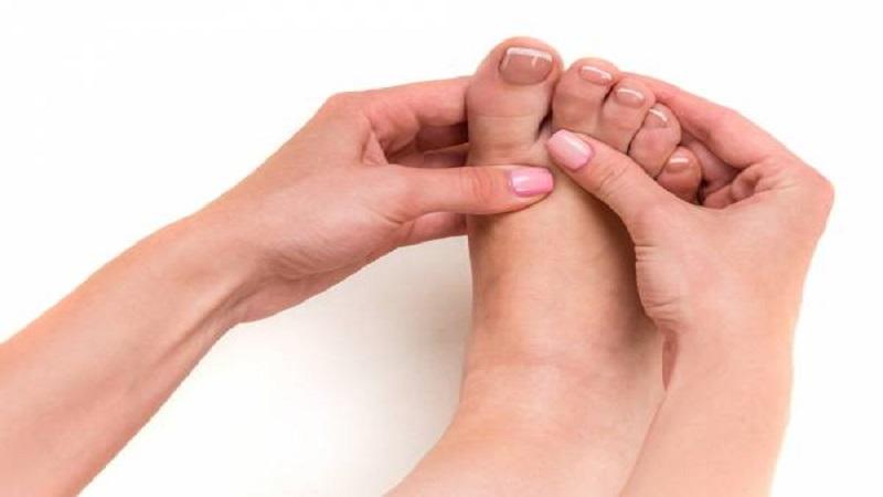 درد انگشت پا و علت آن   درمان دیسک کمر اصفهان