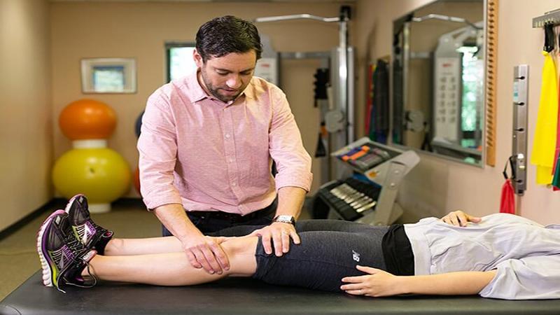 درمان دیسک کمر اصفهان | درمان بورسیت زانو