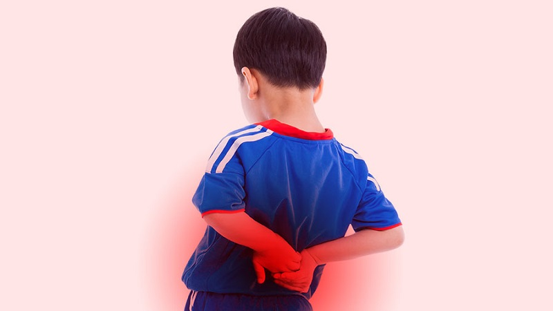 درمان دیسک کمر اصفهان | علت کمردرد در کودکان