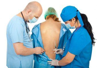 عوارض جراحی دیسک