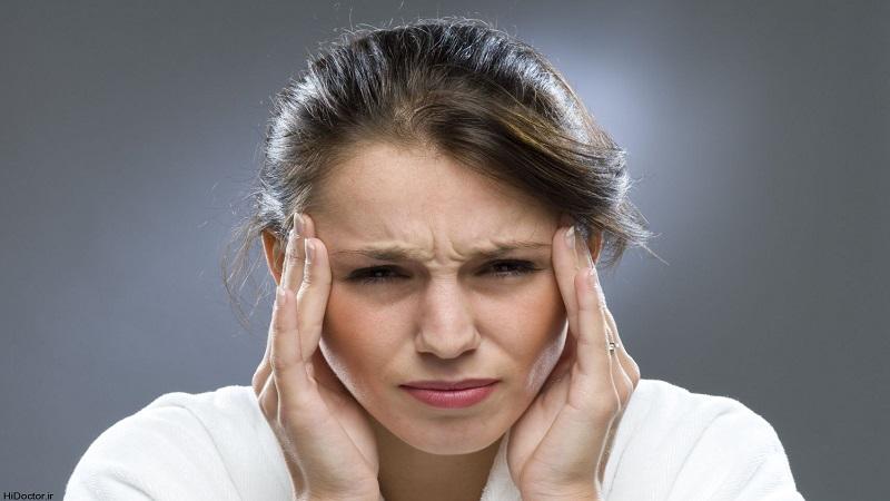 سردرد تنشی-علائم و نشانهها و راه های بهبود و درمان آن | درمان دیسک کمر اصفهان
